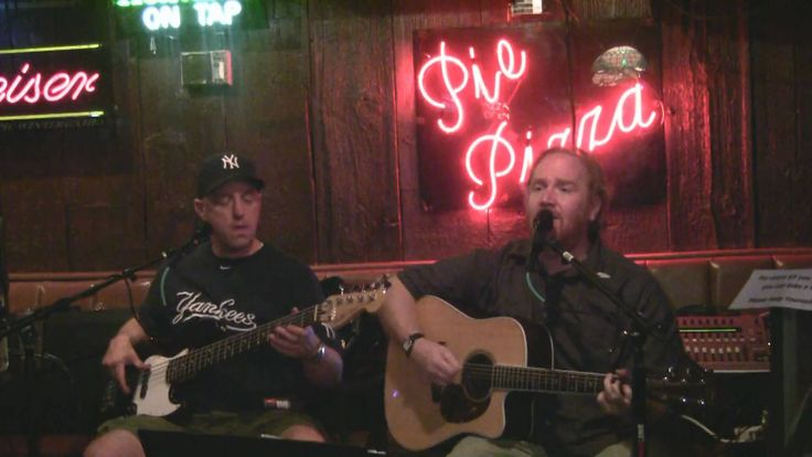 Wild World (acoustic Cat Stevens cover) - Mike Masse and Jeff Hall (+pla...