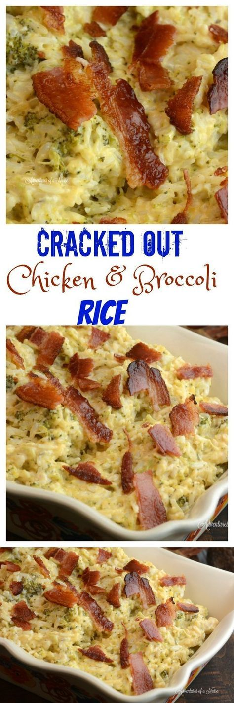 Instant Pot Cracked up Chicken and Broccoli Rice