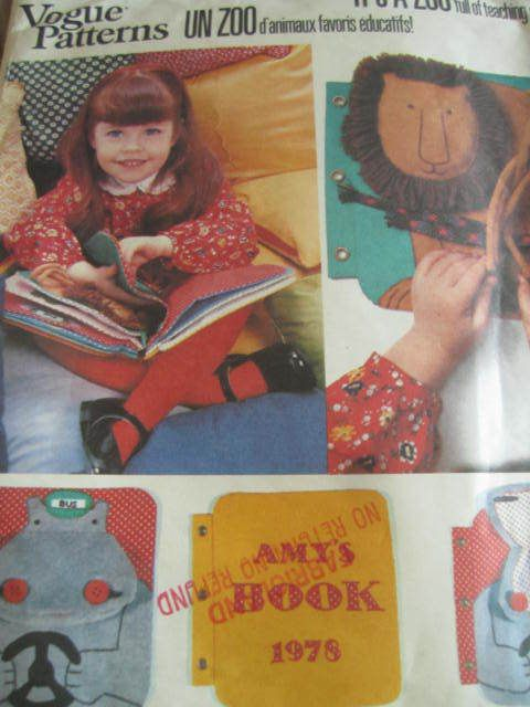 See Sally Sew-Patterns For Less - Children's Teaching Book
