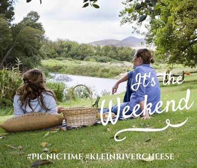 Picnics at Klein River Cheese Farm near Stanford