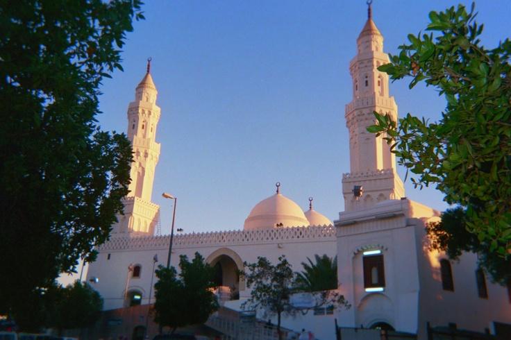 Masjid Quba in Medina
