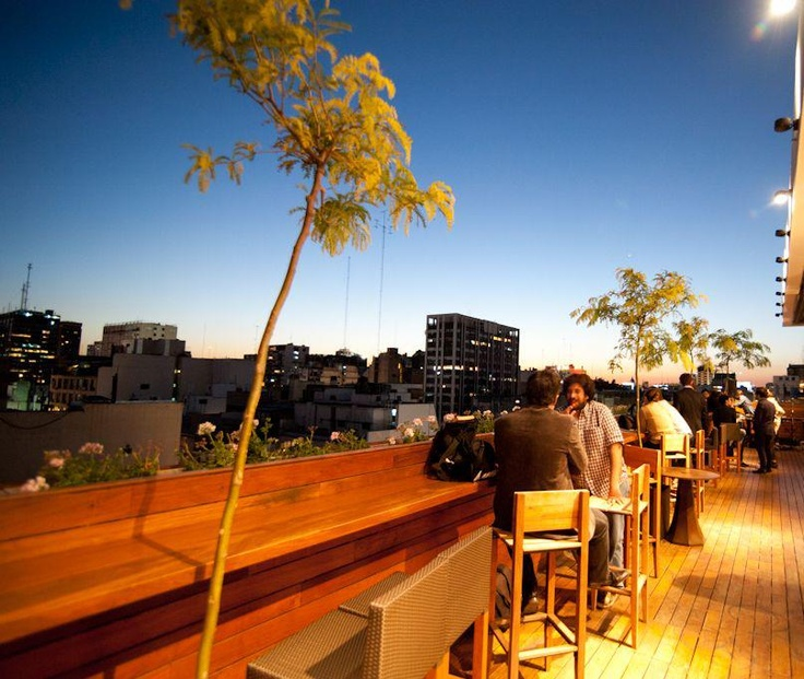 Ace terraces in Buenos Aires: Sky Bar