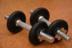 Hantel-Workout für die lauffreien Tage. Kurz - schnell - einfach.