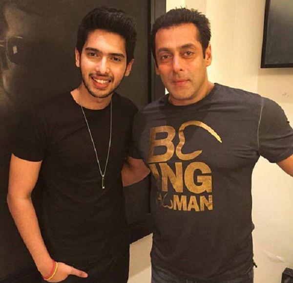 Salman Khan changed my life, Said Armaan Malik