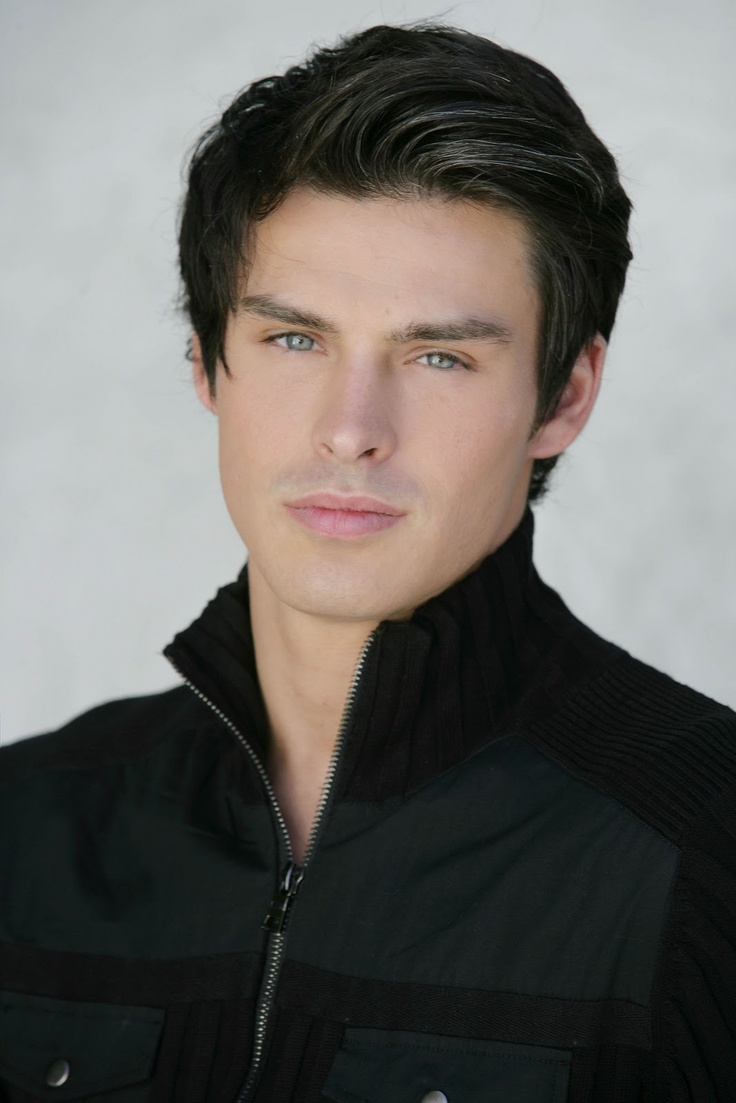 Adam Gregory! Ty Collins from 90210.