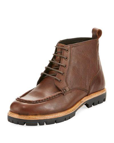 Head Start High-Top Chukka Boot, Brown