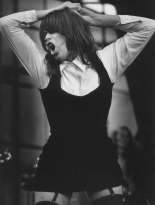 Lead singer of the Divinyls, Chrissy Amphlett, has died at the age of 53.