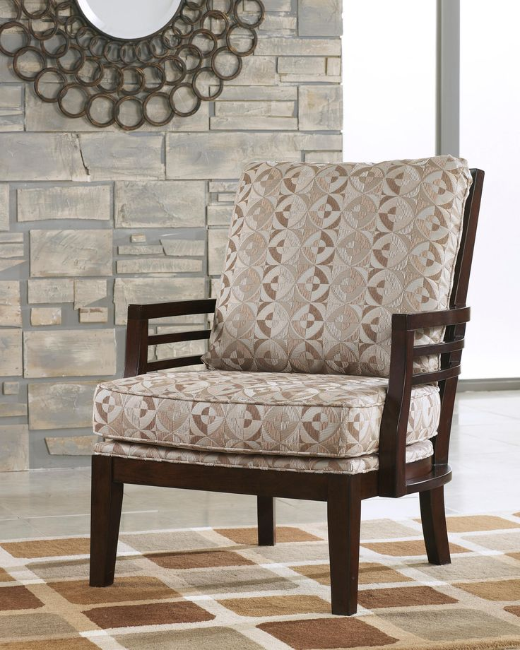 The  Circa Taupe  Accent Chair takes the comfort of the warm toned  patterned upholstery and surrounds it with stylish contemporary design to  create an  53 best Accent Chairs images on Pinterest   Accent chairs  Living  . Modern Living Room Accent Chairs. Home Design Ideas