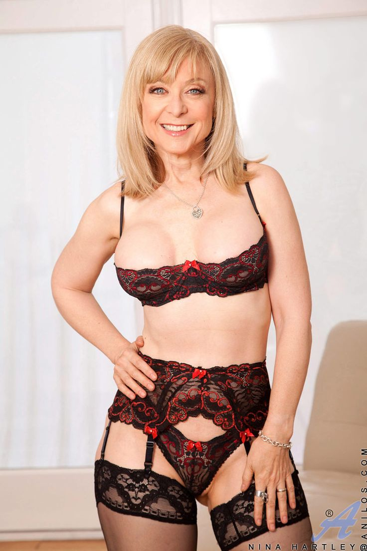 Nina Hartley anal