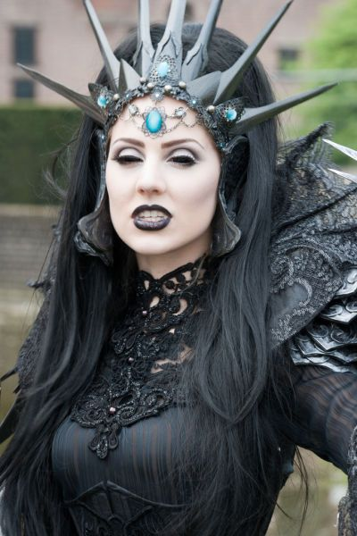 110 best images about Dark queen or angel of death on ...
