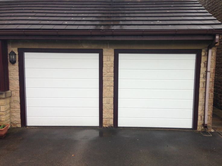 17 Best Ideas About Sectional Garage Doors On Pinterest