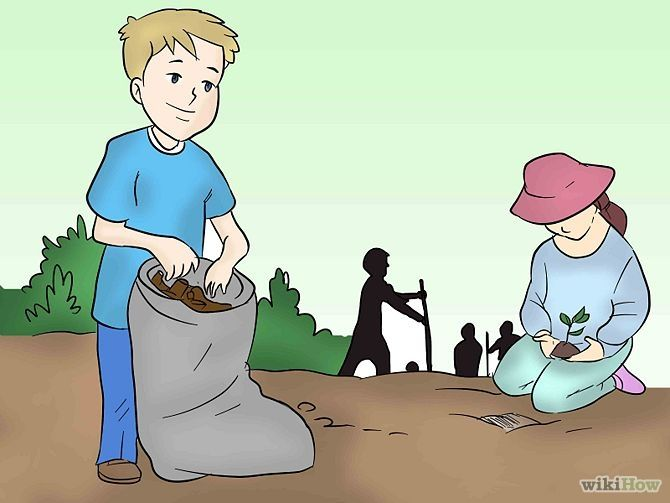 008 Take Action to Help the Environment (Kids) Save