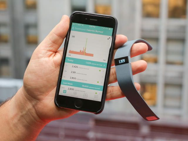 Fitbit Charge: review - CNET