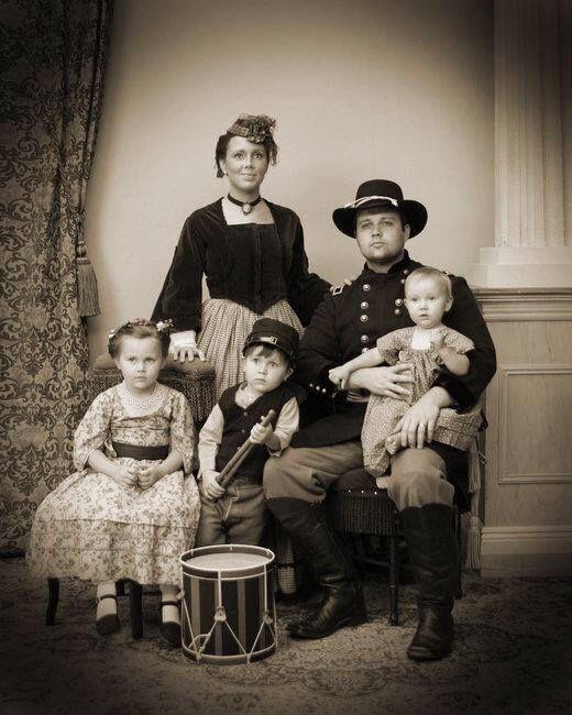 Josh, Anna, Mackynzie, Michael, and Marcus in Gettysburg.