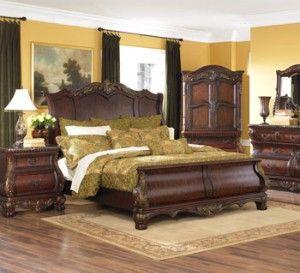 Ashley Furniture Bedroom Furniture | Ashley Furniture: Showroom