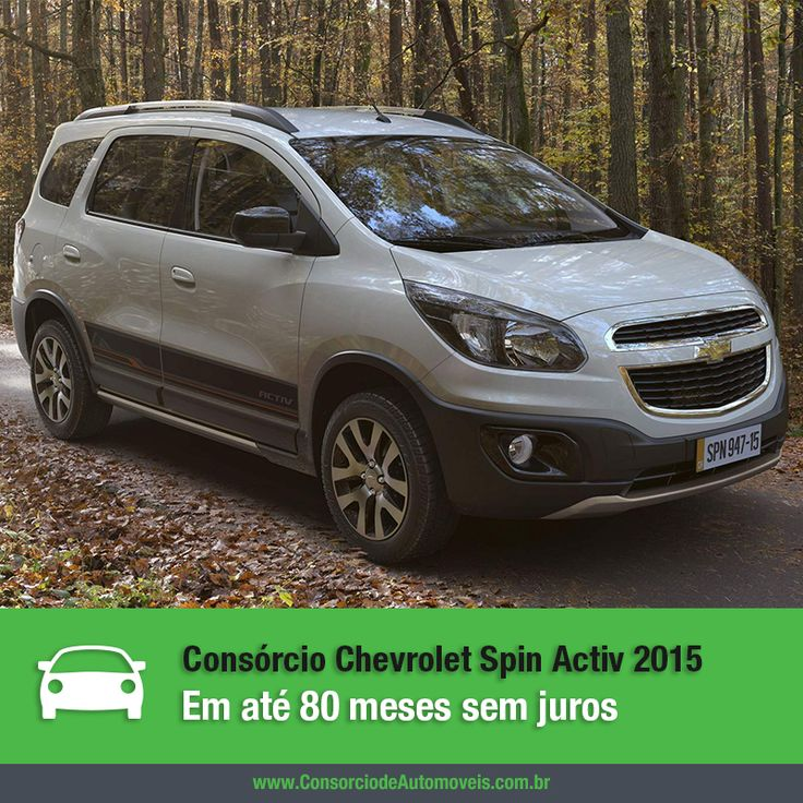 41 best notcias chevrolet images on pinterest campaign chevrolet conhea o novo chevrolet spin activhttpsconsorciodeautomoveis fandeluxe Image collections