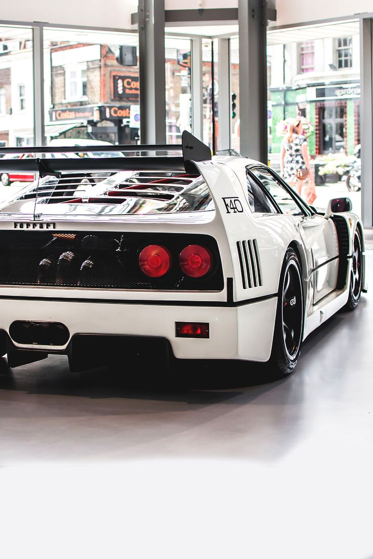 Ferrari F40 Liberty Walk Japan