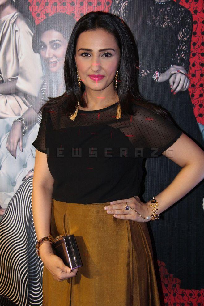 Momal Sheikh at the premiere of film Jawani Phir Nahi Ani