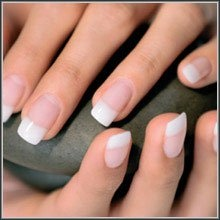 French Manicures...can't be without it!