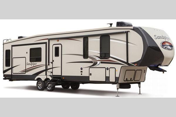 Sandpiper Fifth Wheel | RV Sales | 16 Floorplans