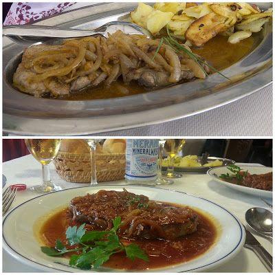 Lo Zwiebelrostbraten,  è uno stufato di manzo e cipolle, vero classico della cucina tradizionale sudtirolese.