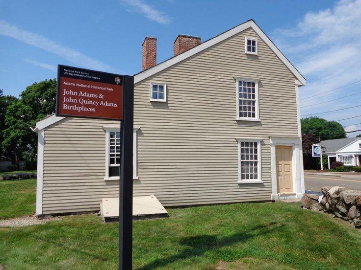 John Quincy Adams Birthplace - Quincy, Massachusetts