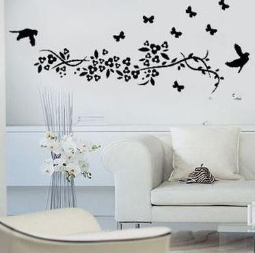 40 Προτάσεις με αυτοκόλλητα τοίχου για όλο το σπίτι! | ediva.gr