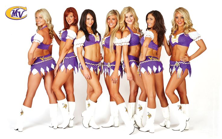 MN Vikings Cheerleaders 5