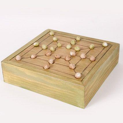 Molino juego de mesa tradicional del Imperio Romano por buxaina, €12.90