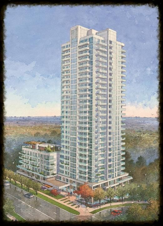 Urban Capital and ALIT Developments presents new condos called #TheRavineCondos. It is a mix-used #condominiums with 24 storeys.