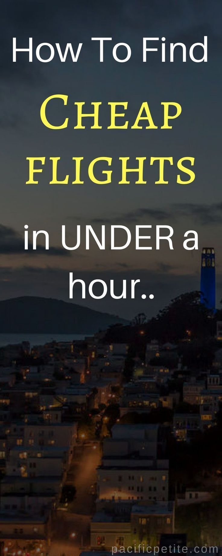 Are you traveling on a budget and looking to find cheap flights fast? I will show you how to fly to any destination on an affordable flight. Quench your wanderlust and cross off locations from your bucket list with these travel hacks.  I'll show you the perfect travel hacks to find travel deals. #cheapflights #cheapestflights #traveldeals #traveldestinationsaffordable