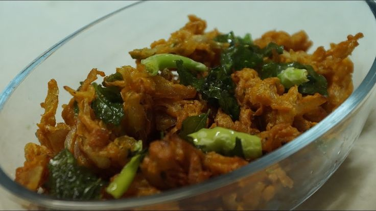 onion pakoda rwcipe in telugu Amma Kitchen- Latest Indian Recipes