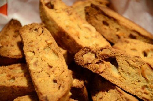 Бискотти. Печенье по рецепту сеньора Джузеппе.