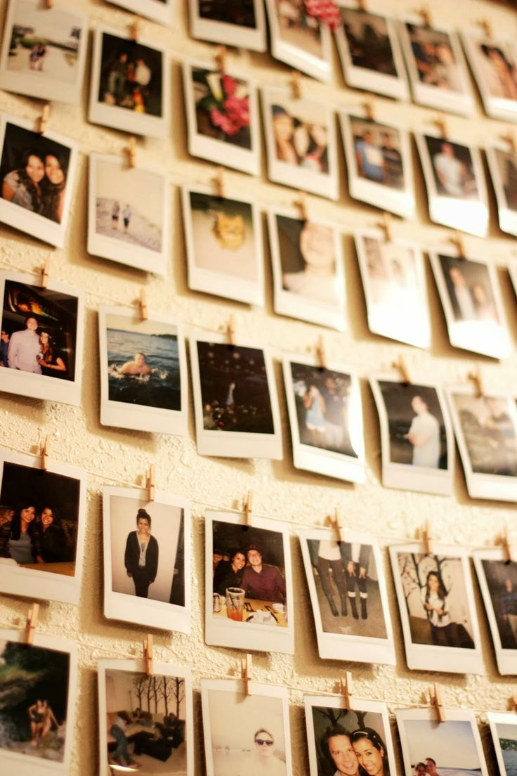 @Ariel Shatz Hamilton and @Anna Paxton Cove  have teamed up for a #GIVEAWAY!   DIY Polaroid Display