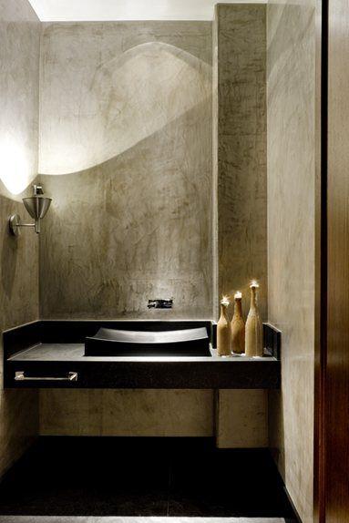Showroom Eurobike - Porsche by 1:1 arquitetura:design #bathroom #sink