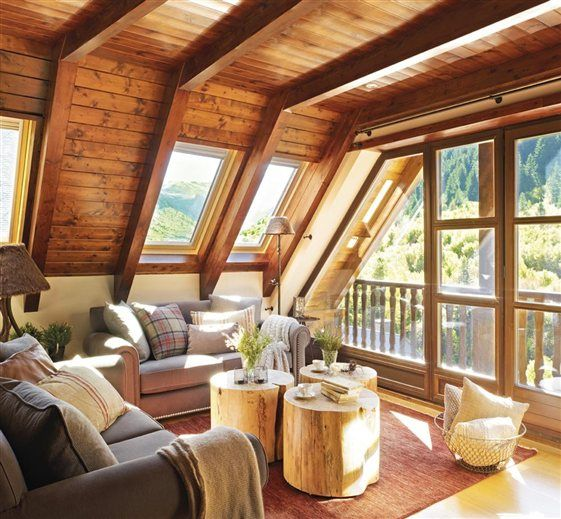 Un pequeño refugio de montaña · ElMueble.com · Casas