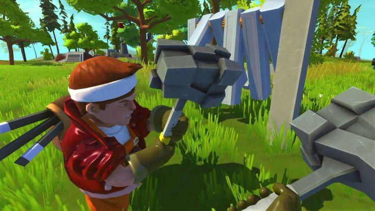 """À tous les joueurs de Minecraft et autres jeux de type """"sandbox"""" (bac à sable), nous vous proposons ajourd'hui de découvrir un nouveau jeu au succès r..."""