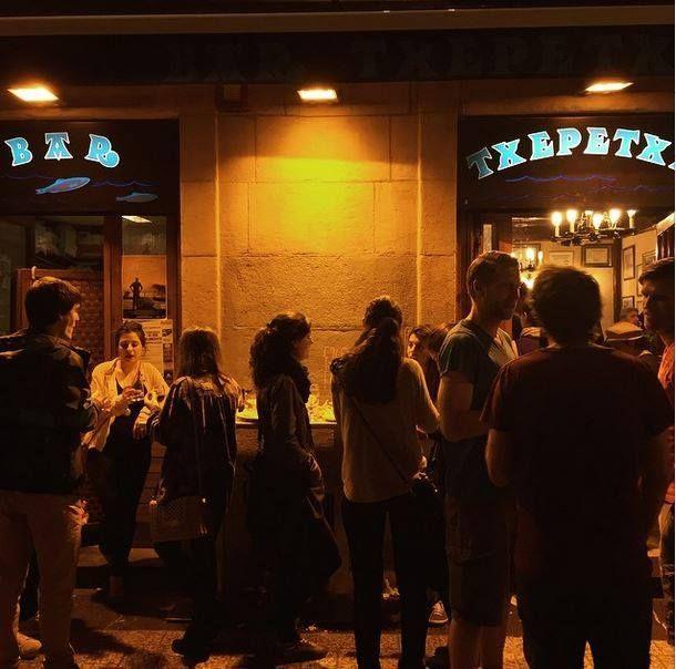 #bar #tapas #pinchos #pintxos #donostia #sansebastian #paisvasco #basque #basquecountry #traditions #anchovies #anchoas #antxoas