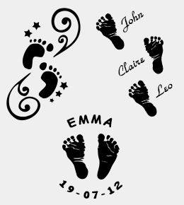 25 best ideas about baby footprint tattoo on pinterest. Black Bedroom Furniture Sets. Home Design Ideas