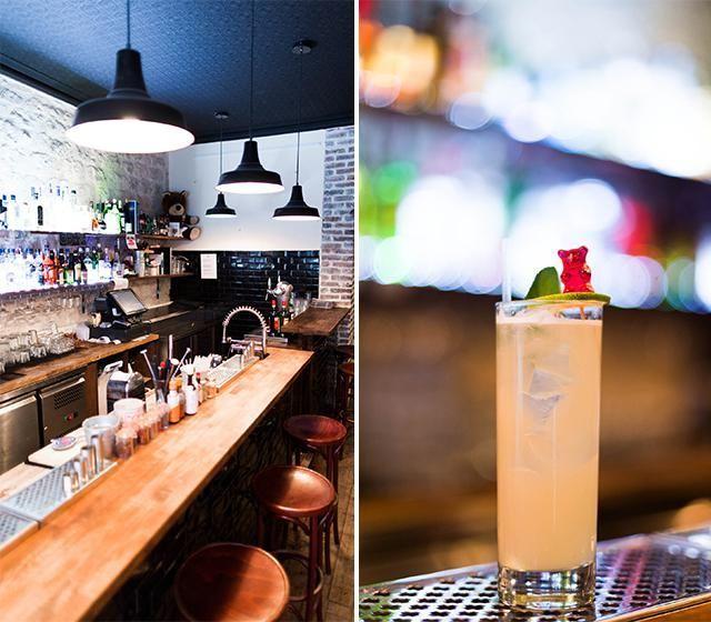 L'Ours Bar  8 Rue de Paradis, Paris 10e  Gare de l'Est