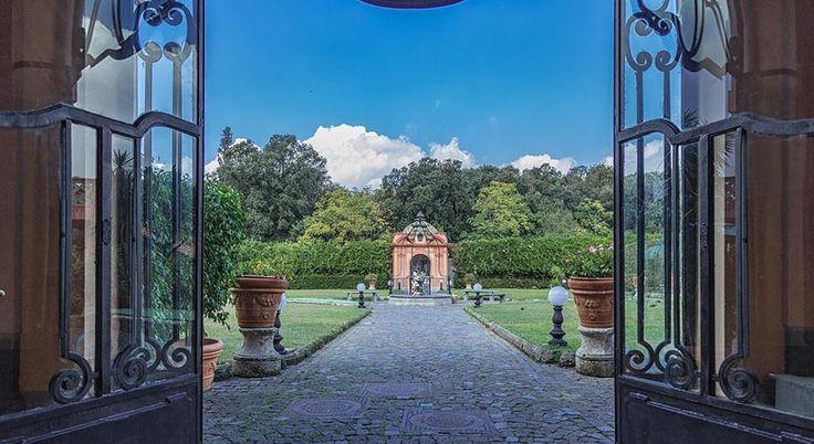 "Lo Splendido Giardino Storico di ""Villa Signorini""!!!"
