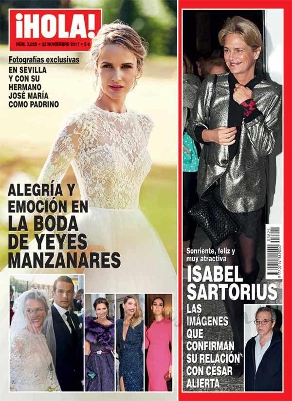 El Kiosko Rosa… 15 de noviembre de 2017 revista hola