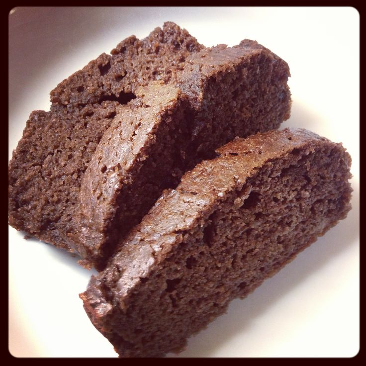 Chocolate/banana cake