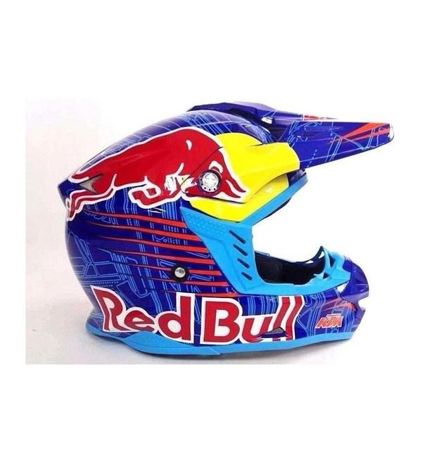 Red Bull Ktm Motocross Helmet Free Shipping Red Bull Ktm Motocross Helmets Red Bull Motocross