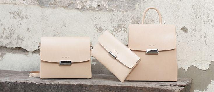 VÄSKA Info   Minimalist Luxury Bags   Helsinki – Barcelona – VÄSKA