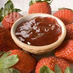 Confiture de fraise facile @ qc.allrecipes.ca