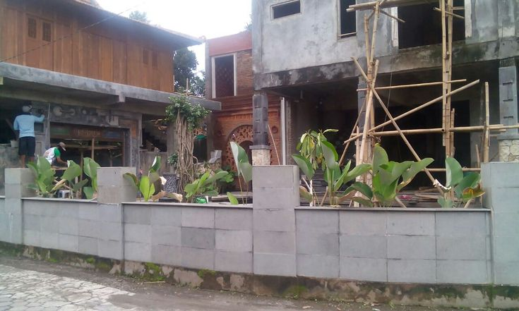 creative house - indonesia - Jogjakarta