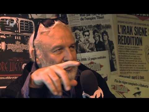 """Interview de Pierre-Henry Salfati pour le documentaire """"Je suis venu vous dire"""""""