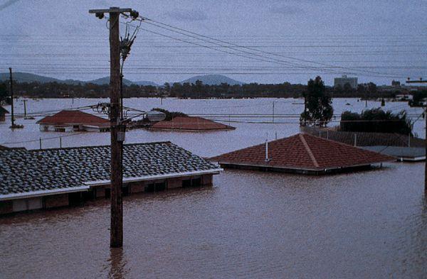 Brisbane floods 1974.