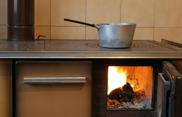 The Benefits of Using A Wood Burning Stove On Your Homestead pot on top of stove